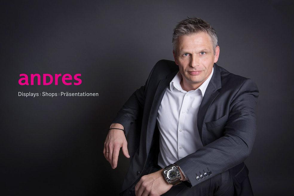 Business-Porträt