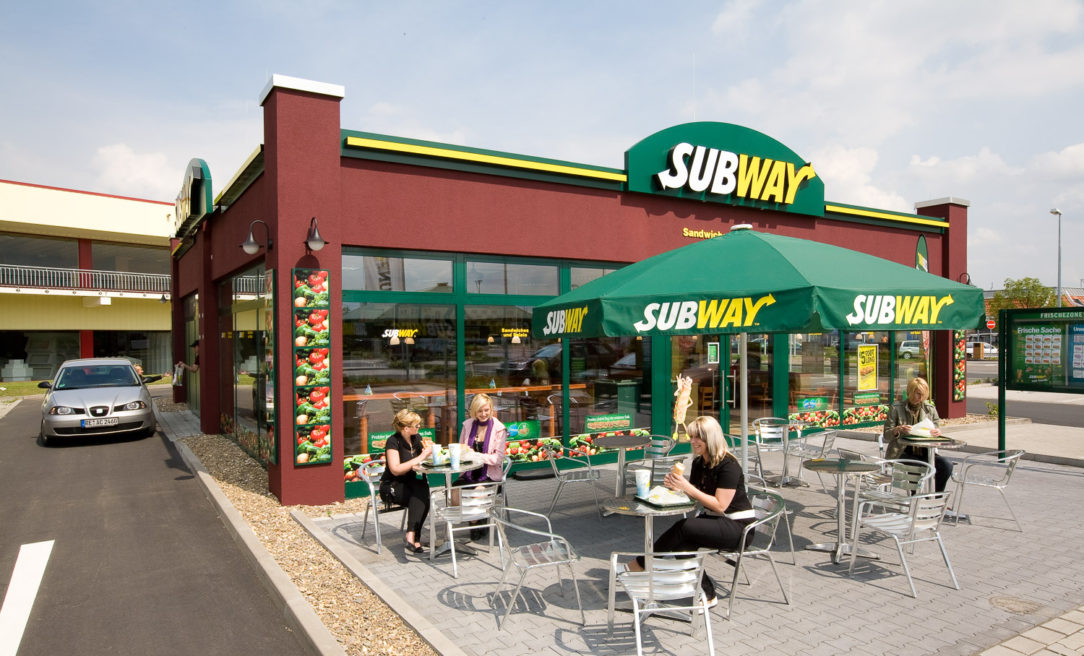 Pressefotos Subway