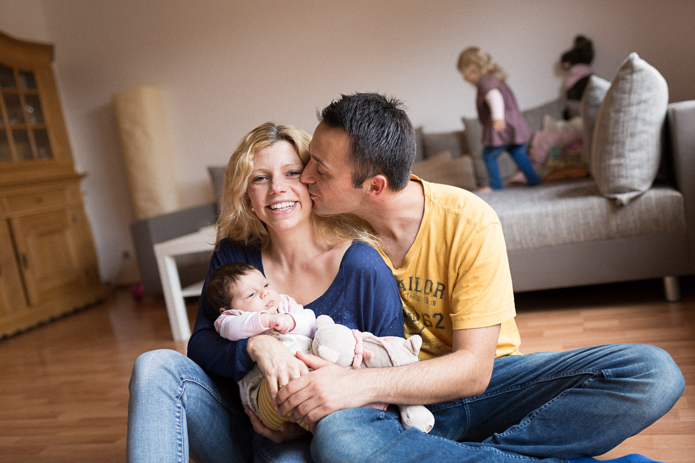 Homeshooting Babyshooting