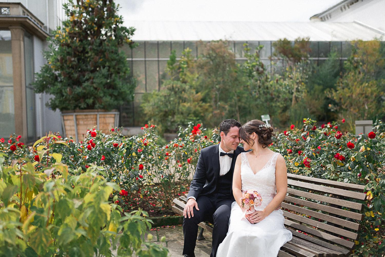 Hochzeit Bonn Rathaus Botanischer Garten