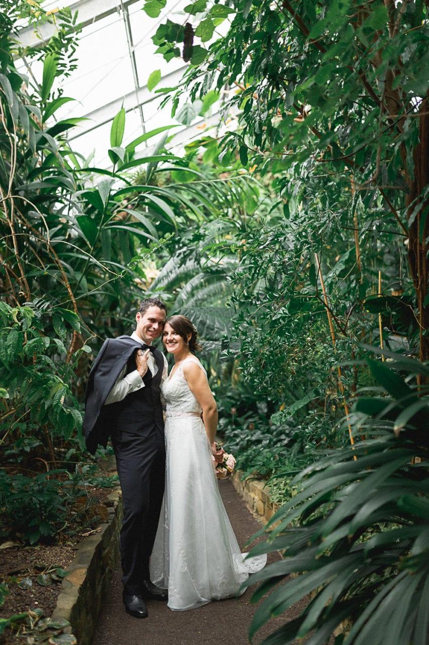 Hochzeit garten bonn